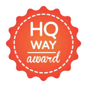 "Whitlocks honored with the very distinguished ""HQ Way"" award for 2013"