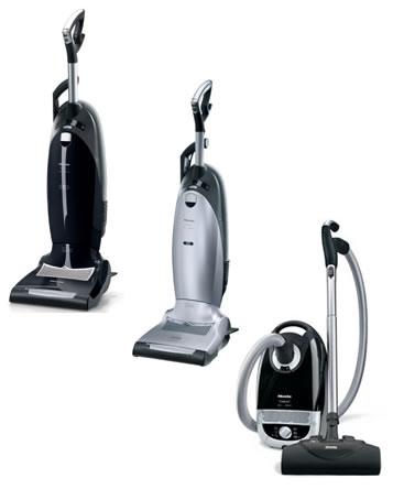 Miele Vacuums
