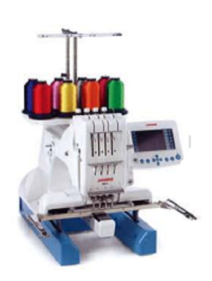 Janome MB4 FourNeedle Embroidery Machine With Included