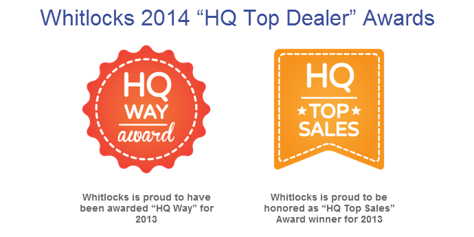 HQ Top Dealer Awards