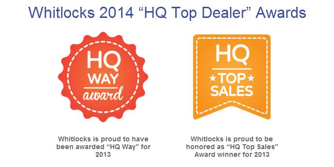 HQ Top Dealer Awards