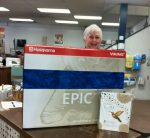 Gari happy owner with her new Designer Epic and Premier + Ultra Software