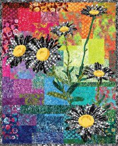 Daisy Dream Quilt from RJR Fabrics