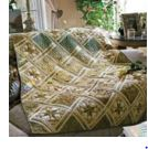 Meadow Star Quilt Block from McCalls