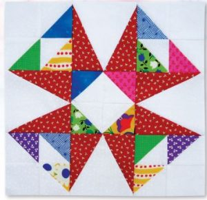 Star Bright Quilt In A Day