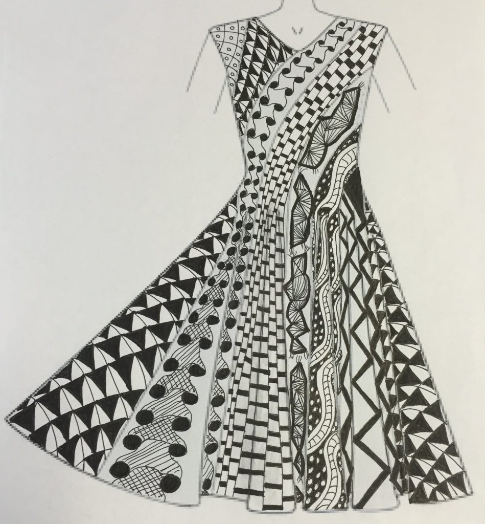 Zentangles Whitlocks