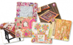 6 Free Modern Quilt Blocks from Quilting Daily