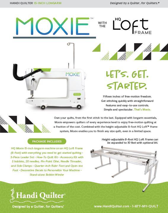 Moxie Brochure